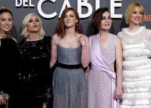 Elenco de las chicas del cable