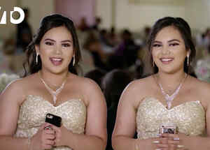 Check out Daisy and Denise's Quinceañera Party