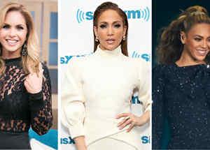 Lucero, Jennifer Lopez y Beyoncé