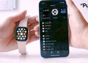 Apple watch 4 y iPhone
