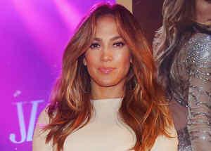 ad1a0e53c5 Jennifer Lopez en una conferencia de prensa en Australia en diciembre de  2012