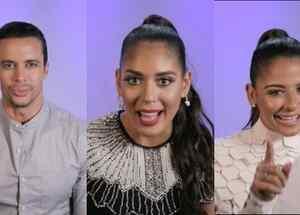 """Erica Page, Maria Legarda, y Matt Cedeña de """"Ambitions"""""""