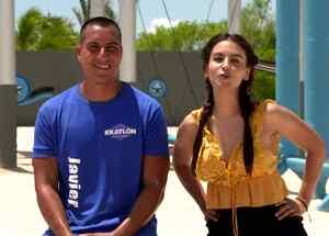 Javier lucero es entrevistado por Jessica Cediel