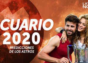 Horóscopo 2020: Acuario, Shakira y Gerard Piqué