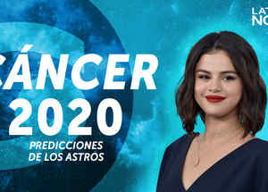 Horóscopo 2020: Cáncer, Selena Gomez