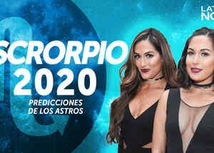 Horóscopo 2020: Escorpio, las gemelas bella