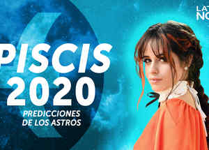 Horóscopo 2020: Piscis, Camila Cabello