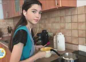 Mini chef Paloma