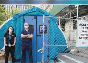 Hospital para recargar energías