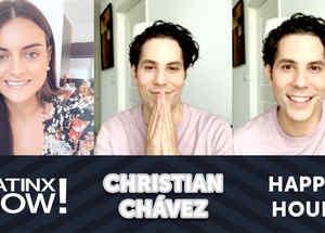 Happy Hour con Christian Chávez: sorpresas futuras con RBD