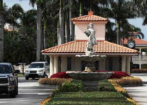 Casa de Trump en Florida