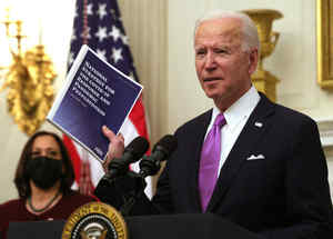 Joe Biden presenta plan contra el Coronavirus
