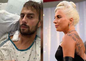 Lady Gaga y Ryan Fischer