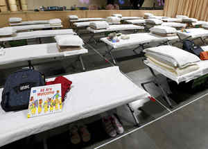 Abre refugio para niños migrantes en Long Beach, California