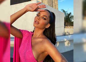 Miss República Dominicana Kimberly Jiménez