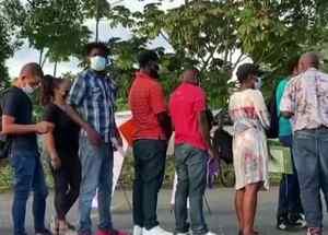 Multitudinaria caravana migrante saldrá de Tapachula