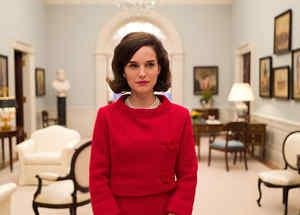 """Natalie Portman en la película """"Jackie""""."""