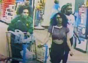 El episotio tuvo lugar en una tienda de Walmart, en la ciudad de Lufkin, al este de Texas.