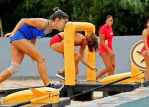 Karla enfrenta a Nicole en circuito amarillo