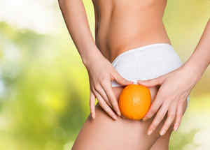 naranja celulitis