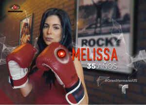 Melissa una mexicana fuerte