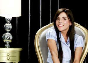 Carolina Gaitán como Catalina en Sin Senos Si Hay Paraíso