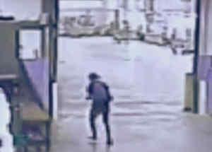 policia mata a ladron