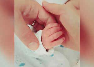 nacio el hijo de anahi