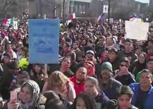 convocan un dia sin inmigrantes