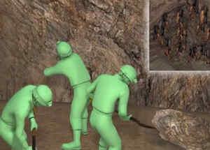En cuarentena niños rescatados de una cueva en Tailandia
