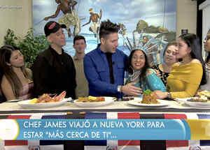Chef James -cerca de ti