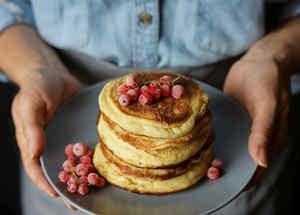 Pepara unos deliciosos pancakes