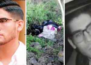 Joven secuestrado en México