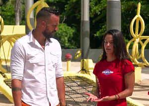 Olimpia habla en entrevista con Erasmo