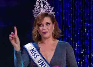 Alicia Machado Miss Universo 2019 Show