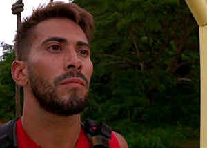Tommy Ramos mira hacia el horizonte
