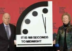 Reloj del Fin del Mundo