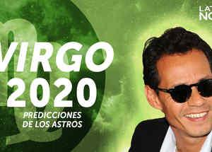 Virgo, Marc Anthony