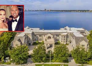 Derek Jeter vende su casa de Tampa en 29 millones de dólares