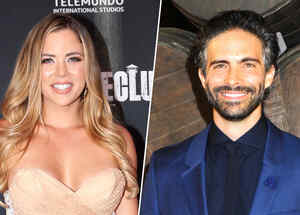 Ximena Duque y Osvaldo Benavides