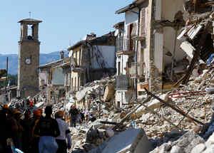 pueblo terremoto