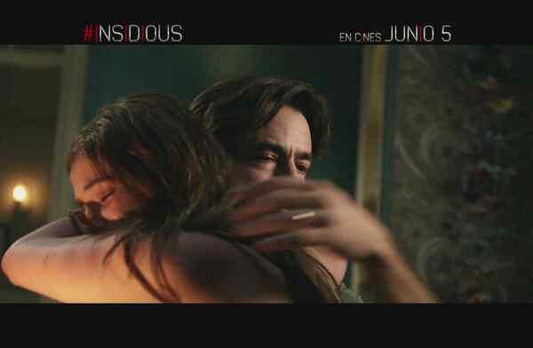 """Clip exclusivo de """"Insidious: Chapter 3"""""""