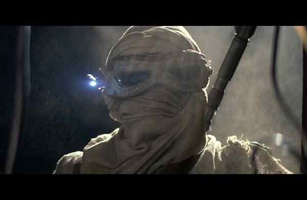 """Star Wars VII: The Force Awakens"""