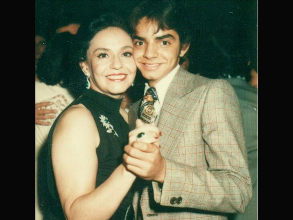 Eugenio Derbez recuerda a su madre a 15 años de su muerte, con un emotivo  mensaje
