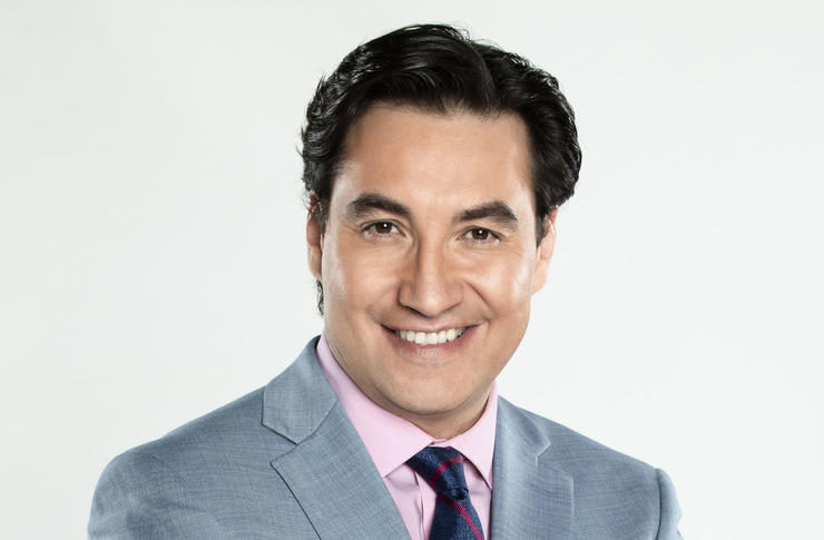 Luis 'Lucho' Borrego de Suelta la Sopa