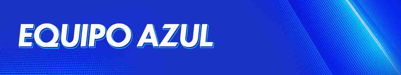 Equipo Azul header, El Domo del Dinero