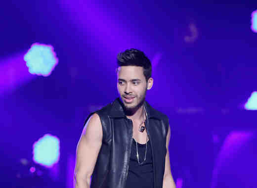 Prince Royce iHeartRadio Fiesta Latina Presented By Sprint - Show