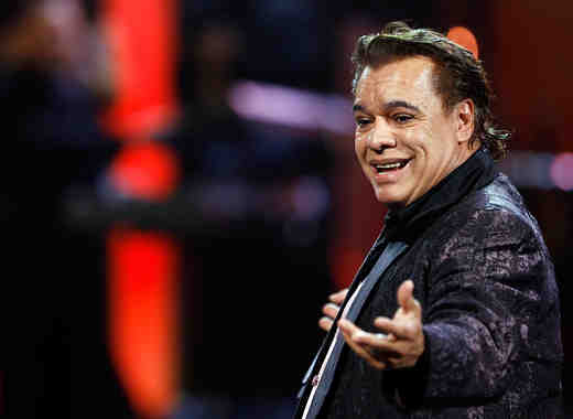 Juan Gabriel - 10th Annual Latin Grammy Awards Show