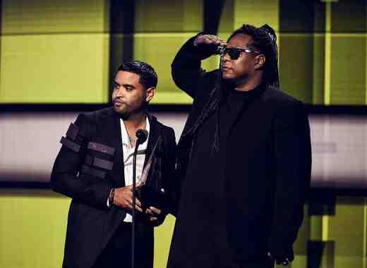 Zion y Lennox, ganadores, Latin American Music Awards, 2016