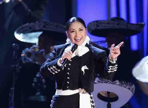 Ana Gabriel en los Latin Grammy